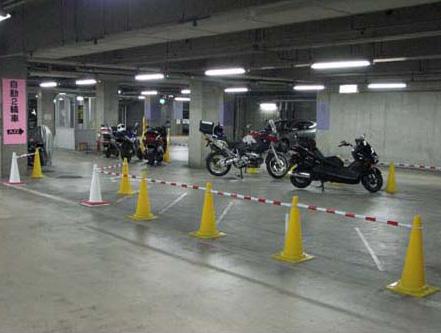 梅田スカイビル駐車場