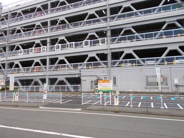中町立体駐車場 屋外原付バイク定期駐車場 | 日本二輪車普及安全協会