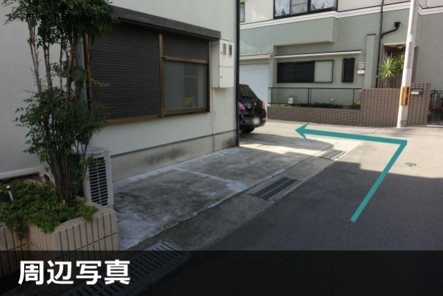 【予約制:akippa】八尾市東弓削3 akippa駐車場【バイク専用】