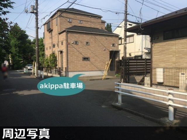 【予約制:akippa】調布市深大寺東町8丁目22 JAXA・深大寺門前 ...