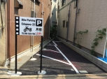 Bike Parking Edogawa 21の画像1